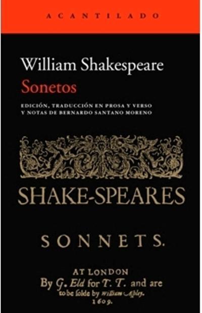 Shakespeare-Sonetos-copertina