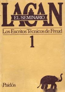 Jacques Lacan - El Seminario, libro 1- Los escritos técnicos de Freud (1953-1954)-1