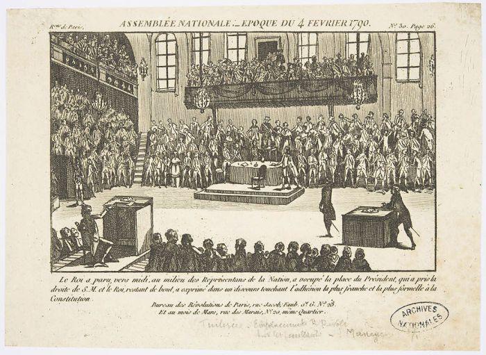 Gravure_Assemblée_nationale,_époque_du_4_février_1790_1_-_Archives_Nationales_-_AE-II-3878