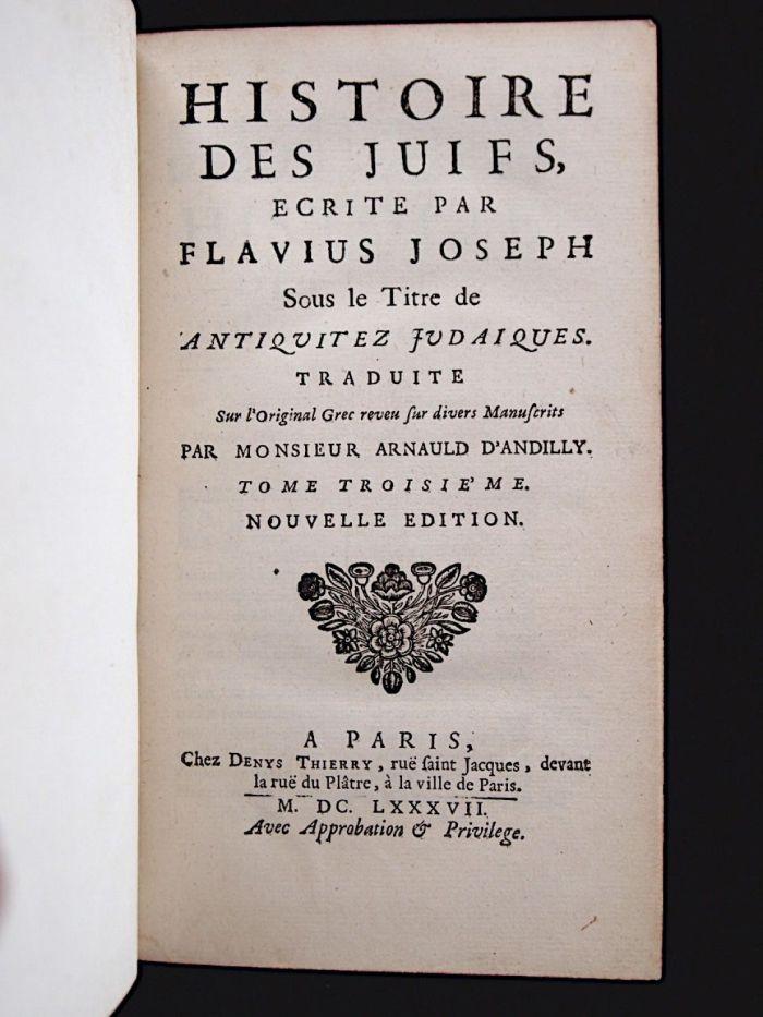 h-3000-joseph_flavius_histoire-des-juifs-ecrite-par-flavius-joseph-sous-le-titre-antiquitez-judaiques_1687_10_48410.JPG